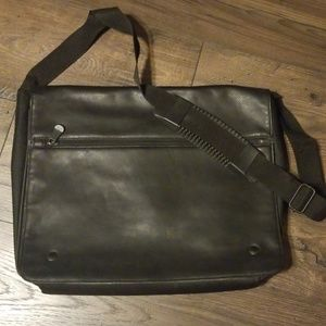 Laptop Leather Carrybag
